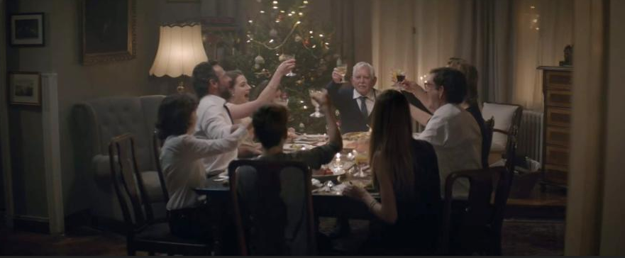 "[VIDEO] German supermarket ""Edeka"" releases controversial Christmas ad"