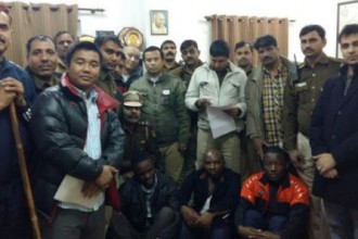 [PHOTO NEWS] 3 Nigeria men arrested in India for allegedly gang raping teen girl