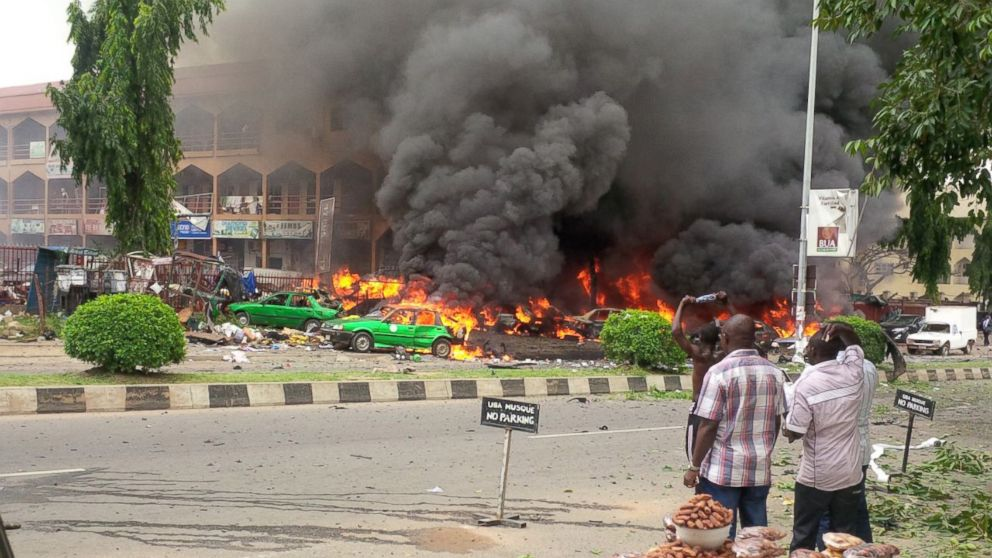 [BREAKING] Twin Blasts rocks Biu LGA in Borno State