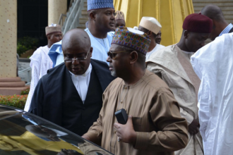[BREAKING] Dasuki, Four Others Granted Bail