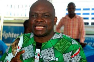 Governor Fayose denies owning property in Dubai
