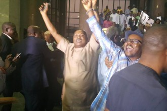 [BREAKING] Supreme Court upholds Nyesom Wike's Victory