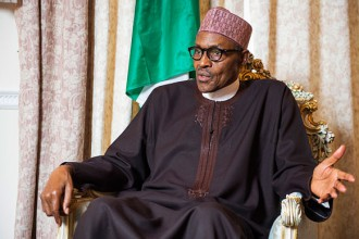 """Buhari calls Nigerians in Diaspora """"CRIMINALS"""",reason why they are not Welcomed in Europe and America"""