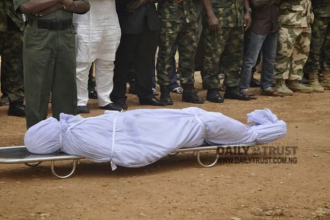 [PHOTO NEWS] Colonel Inusa laid to rest