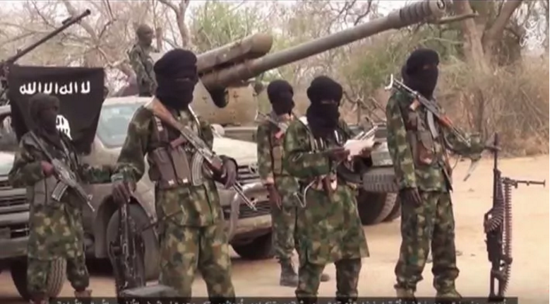 [VIDEO] Boko Haram declares war on Buhari