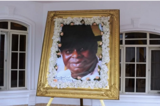[PHOTO NEWS] Burial ceremony of Alamiyeseigha,GEJ,Sheriff,Secondus,Bruce others in attendance