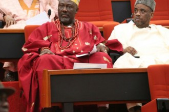 Dino Melaye is a disgrace to the Senate -Tinubu