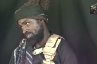 "[VIDEO] Boko Haram leader, Shekau releases new video,""I am in a happy state, good health, and in safety"""