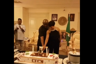 [VIDEO] Gov.Wike celebrates his Birthday in Style (AFTER FIGHT COMES CELEBRATION)