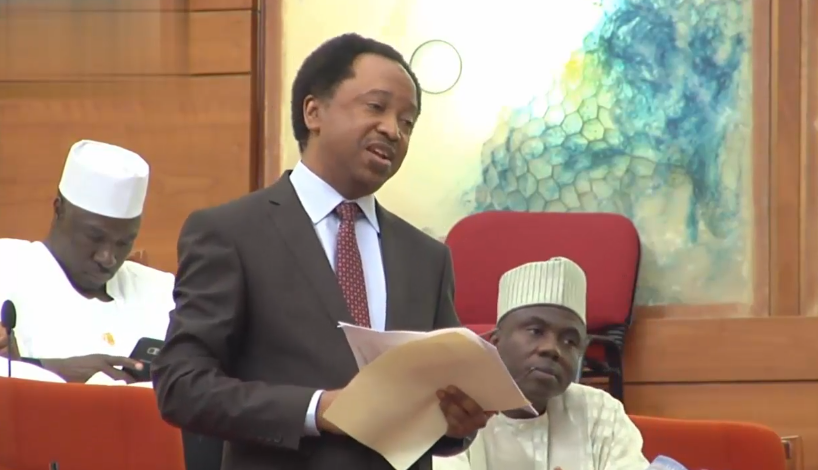 Image result for Presidency may be next – Shehu Sani