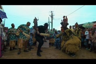 [MUSIC VIDEO] Harrysong – Arabanko