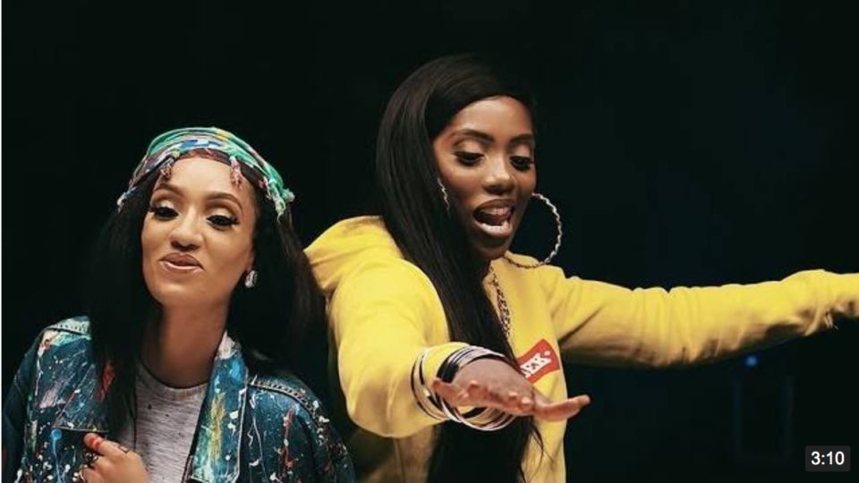 [MUSIC VIDEO] Di'Ja ft. Tiwa Savage – The Way You Are