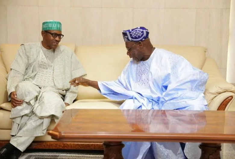 "[BREAKING] ""Go Home and Rest"" Obasanjo tells Buhari"