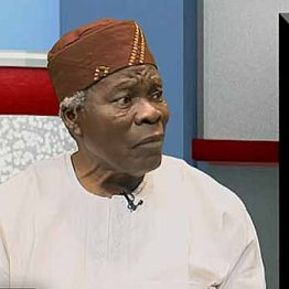 Buhari is destroying our Country - Prof Akintoye