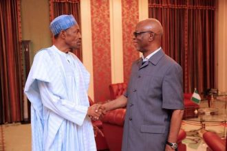 Oyegun's tenure extension as APC chairman is unconstitutional-Buhari