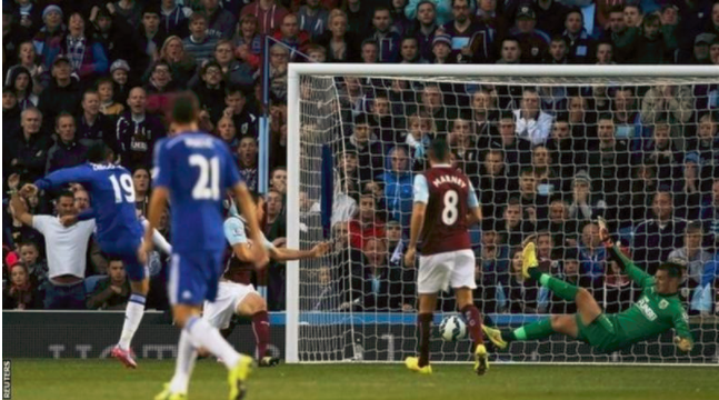 Chelsea outclasses newboys Burnley