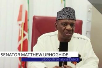 APC youths attack Senator Urhoghide for the Impeachment attempt of Buhari