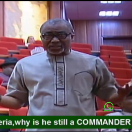 Buhari is Incompetent -Senator Abaribe