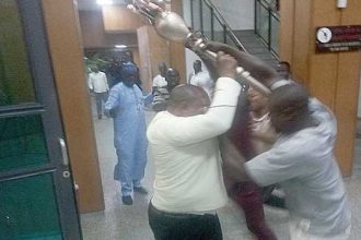 Internal Conspiracy responsible for Mace Theft -Police