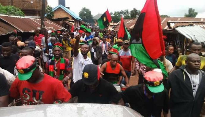 IPOB vows to attack Nwodo, others over restructuring summit
