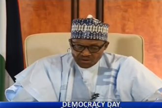 Buhari's Democracy Day Speech 2018