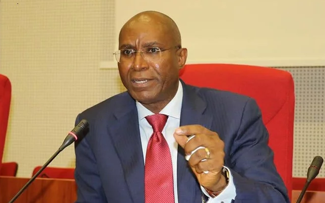 Senator Omo-Agege fails to resume at Nigerian Senate