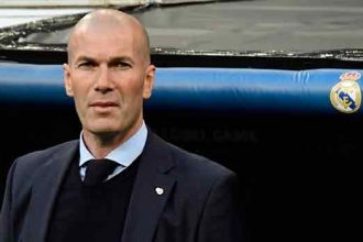 Zidane Steps Down As Real Madrid Manager