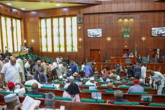 National Assembly Vows To Impeach Buhari If IG POLICE is not removed