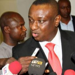 I can only vouch for Buhari's integrity not those working with him – Keyamo
