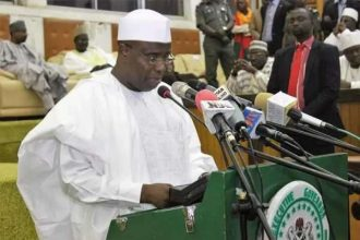Sokoto Governor Tambuwal, House of Assembly members dump APC for PDP