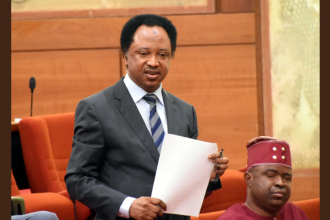 I can't be part of any plot to impeach Saraki- Senator Shehu Sani