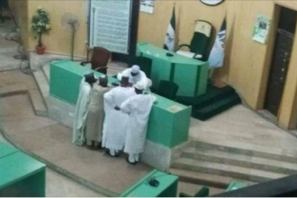 Speaker Kano House of Assembly removed