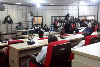 Benue Assembly suspends Okloho, Adanyi, six others