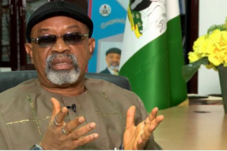 You are Ignorant, I'm not afraid of suspension- Ngige blasts Oshiomhole