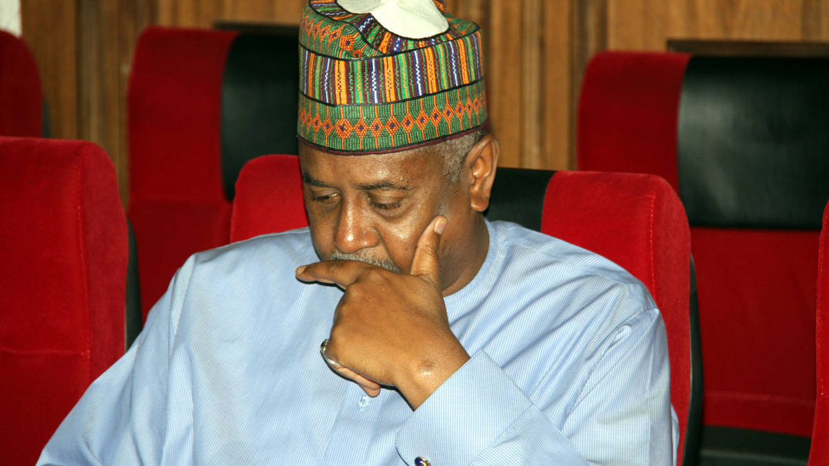 Court grants Dasuki bail AGAIN for N200m