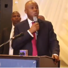 2019: Full text of Saraki's declaration to run for presidency
