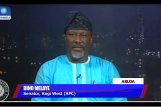 """If you DRINK Dont SPEAK"" -Senator Dino Melaye tells Adams Oshiomhole"