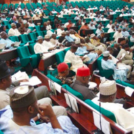 House of Reps members meet INEC behind closed door