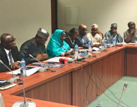 INEC presents 2019 election budget to Reps election committee