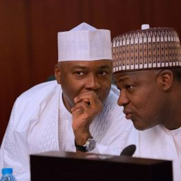 Saraki & Dogara issue joint statement on why National Assembly cannot reconvene