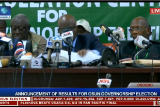 INEC declares Osun election inconclusive