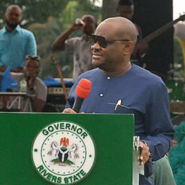 Supporting Tambuwal For PDP Presidential Ticket – Wike