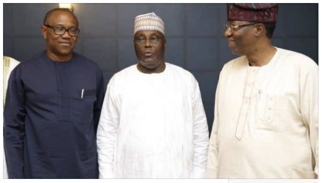 Why I chose Peter Obi as my running mate- Atiku