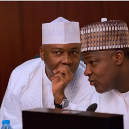 Why we couldn't impeach Saraki, Dogara – APC opens up