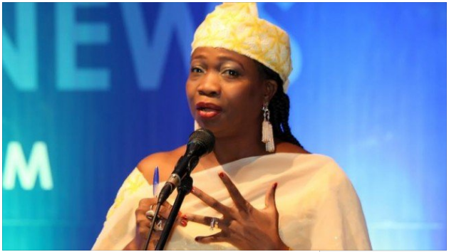 Buhari appoints Abike Dabiri-Erewa as diaspora commission chairman