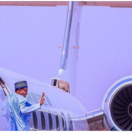 Buhari heads to France for Paris peace forum