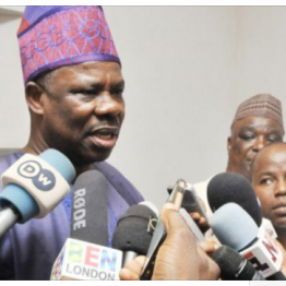 I'm not responsible for interrogation of Oshiomhole by DSS- Amosun