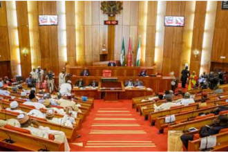 Senate Adjourns Plenary for inability to form Quorum