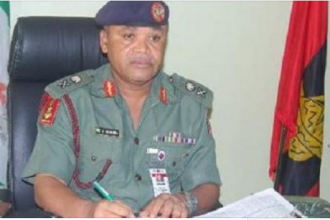 Buhari sacks Brig. Gen Texas Chukwu as Army spokesman