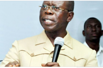 Oshiomhole resurfaces, explains why he was quizzed by DSS